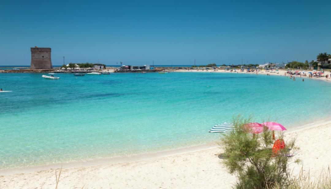 Porto cesareo spiagge ionio