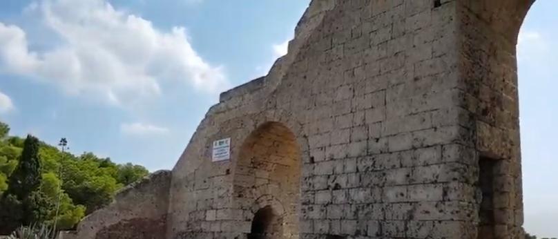 Porto selvaggio torre