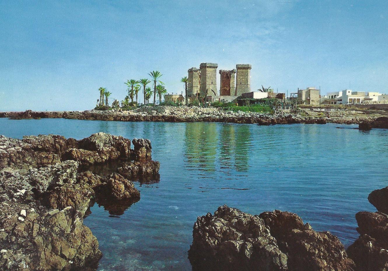 Le Quattro Colonne a Santa Maria al Bagno