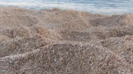 Salina dei monaci spiaggia salento