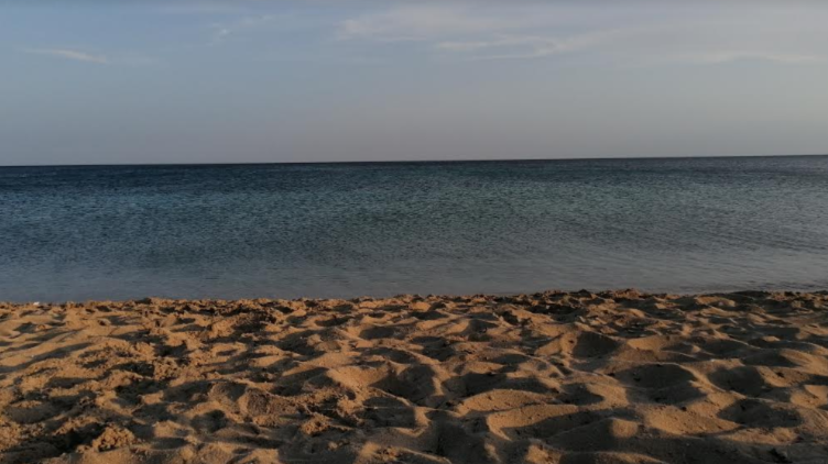 Salina dei monaci spiaggia