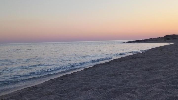 Salina tramonto