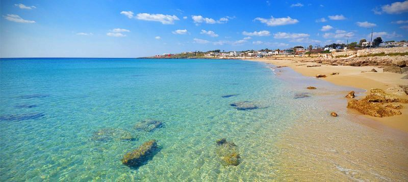 spiagge libere a Marina di Pescoluse