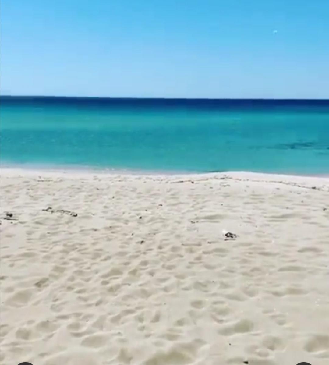 Spiaggia punta prosciutto