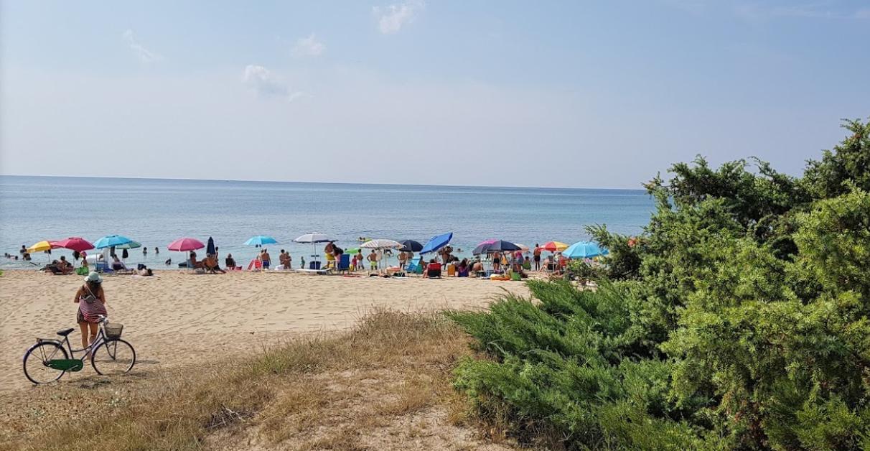 Spiaggia specchiarica 4
