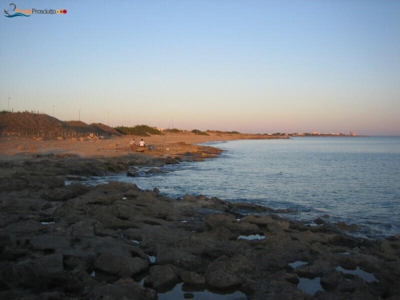 Spiaggia specchiarica 6 BD