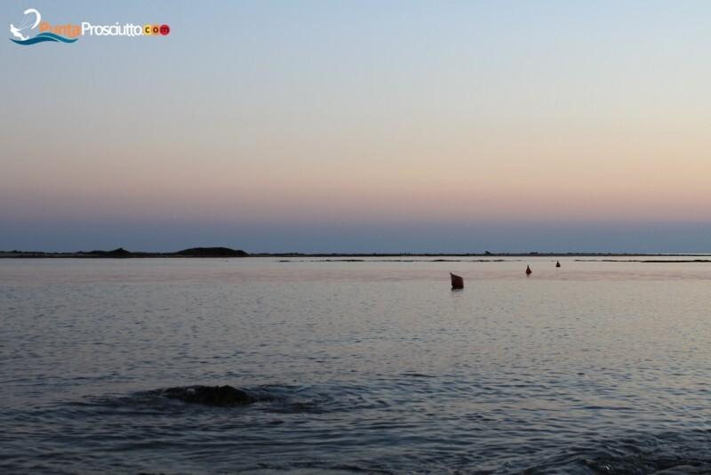 Spiaggia spiaggetta di torre chianca 6 RO