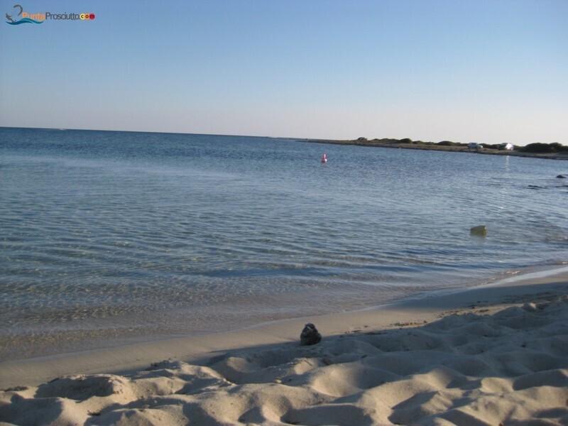 Spiaggia spiaggetta palude del conte 4 Oa