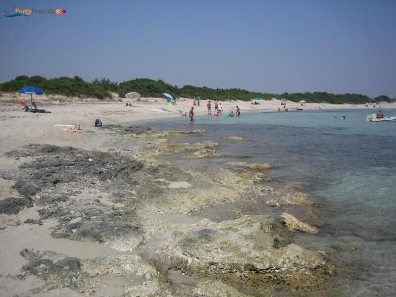 Spiaggia spiaggetta palude del conte Yeh