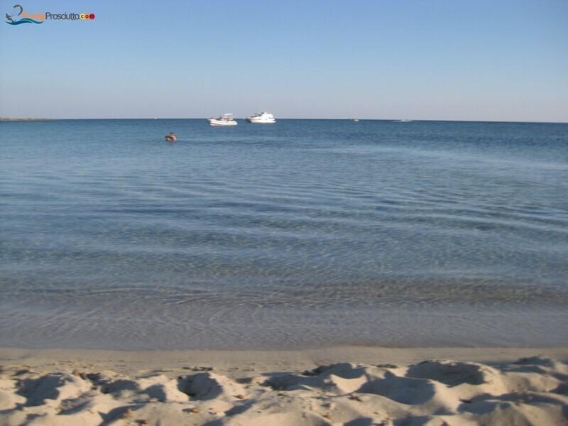 Spiaggia spiaggetta palude del conte e T6