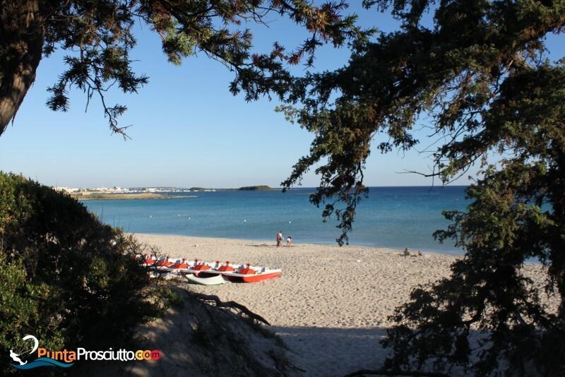 Spiaggia spiaggia di torre chianca Et5