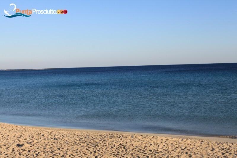 Spiaggia spiaggia di torre lapillo M5 F