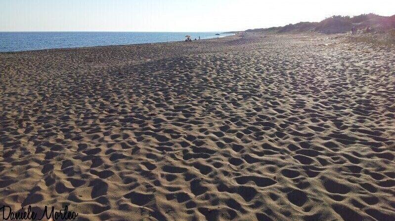 Spiaggia spiaggia salina dei monaci gp4