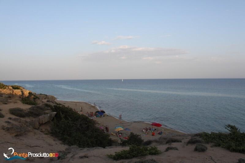 Spiaggia spiaggia san pietro in bevagna campomarino R9a