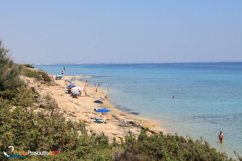 Spiaggia spiaggia san pietro in bevagna campomarino f6n