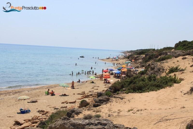 Spiaggia spiaggia san pietro in bevagna campomarino g6 J