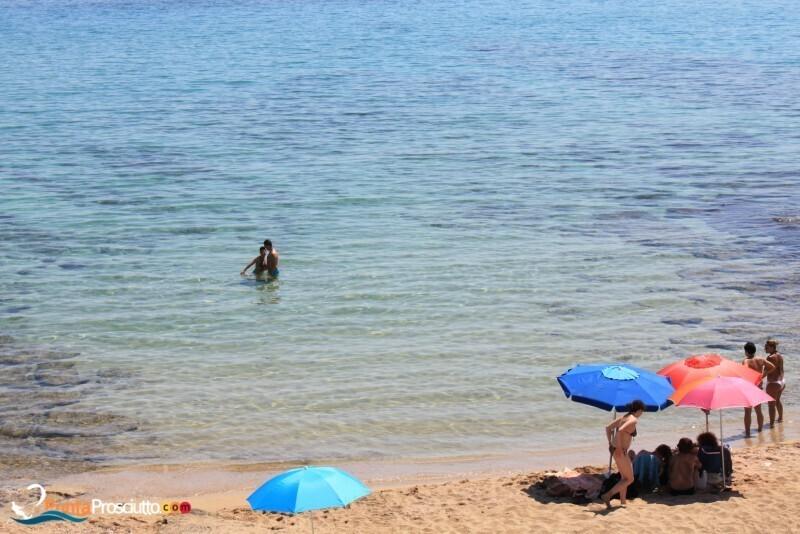 Spiaggia spiaggia san pietro in bevagna campomarino zw W