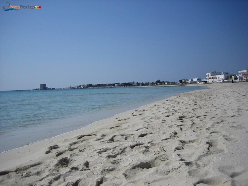 Spiaggia spiaggia torre lapillo 2bn
