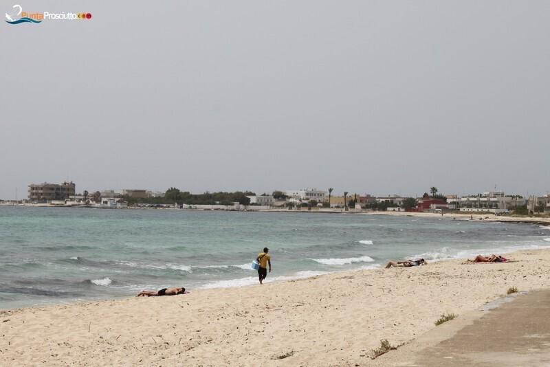 Spiaggia spiaggia torre lapillo G4b