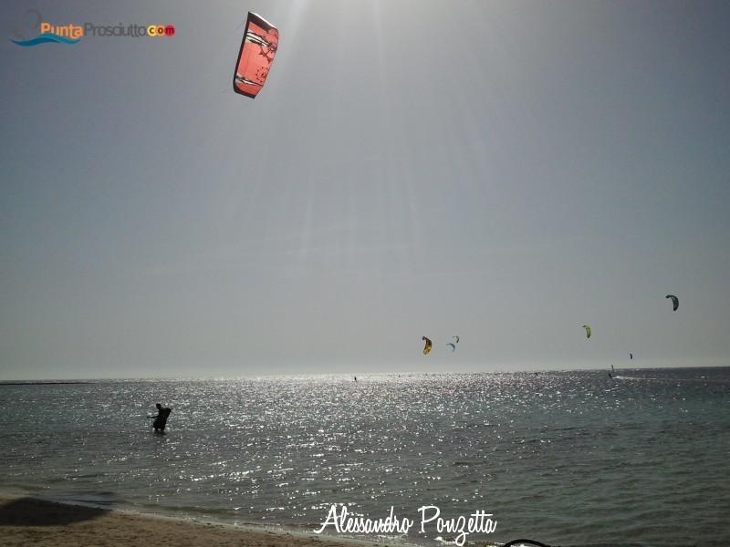 Sport acquatici kitesurf torre lapillo BNG