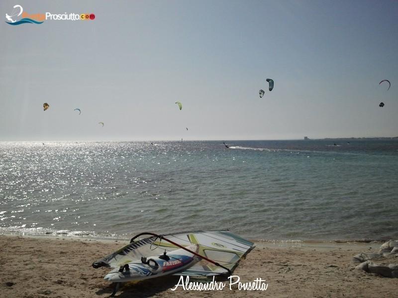 Sport acquatici kitesurf torre lapillo ftw