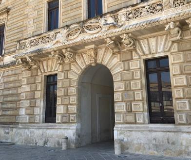 Stemma Castello di Acquaviva Nardò