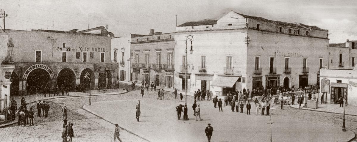 Un tuffo nel passato di Francavilla Fontana