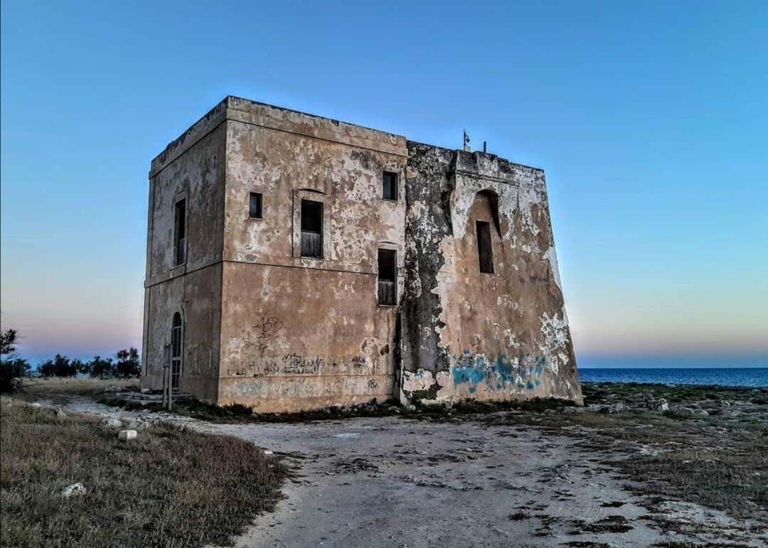 Torre inseraglio spiaggia