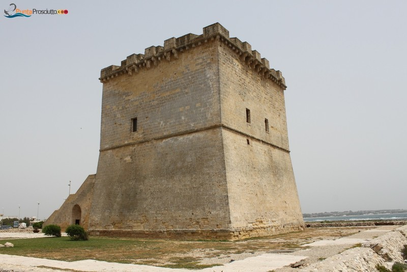 Torre torre lapillo o di san tommaso Wp B