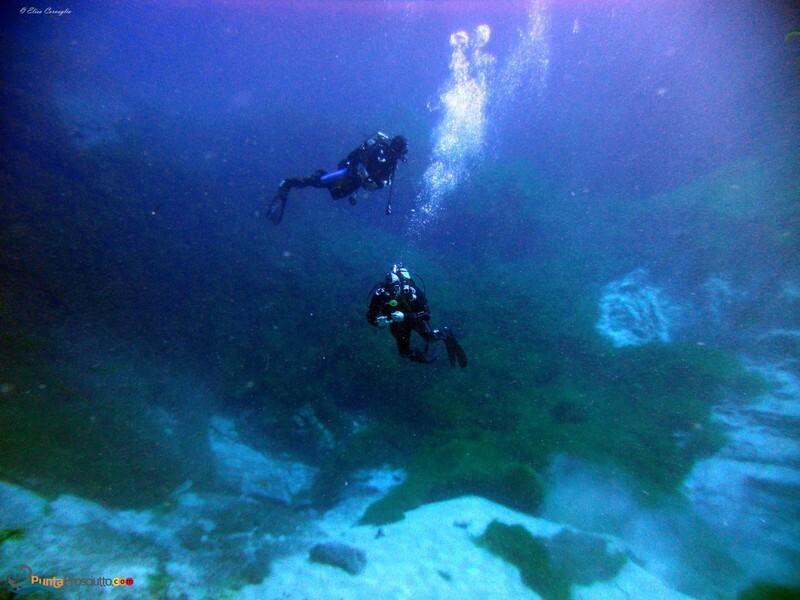 Zona per immersioni immersione zona san pietro XH2